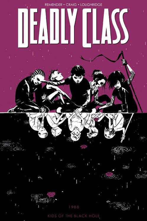 Deadly Class vol 2