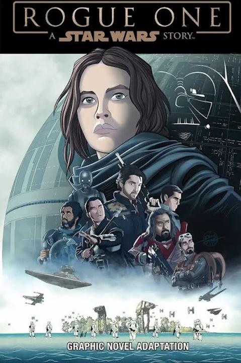 Rogue One A Star Wars Story Adaptation