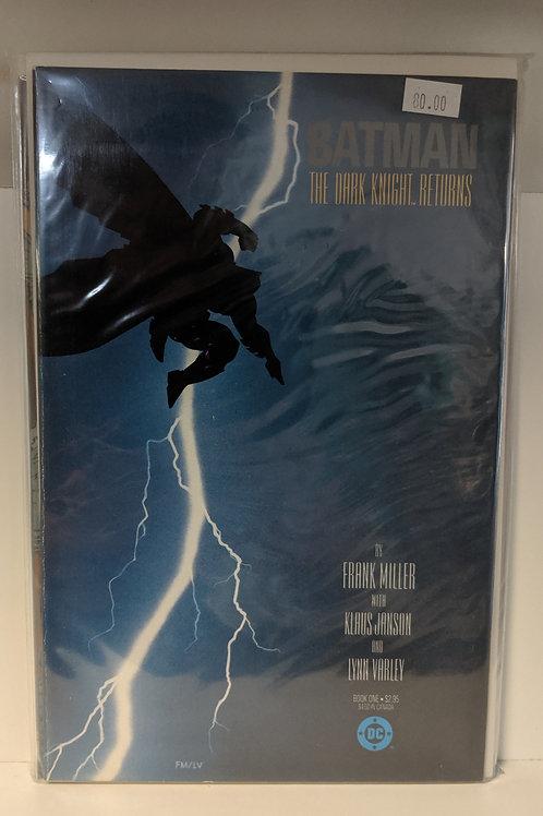 Batman: The Dark Knight Returns (Comic Set)