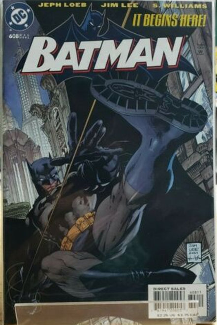 Batman: Hush (Comic Set)