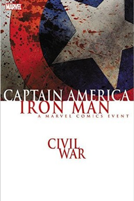 Civil War Captain America/Iron Man TP
