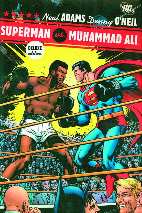 Superman vs. Muhammad Ali HC
