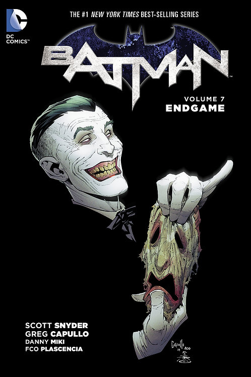 Batman vol. 7 Endgame (N52) TP