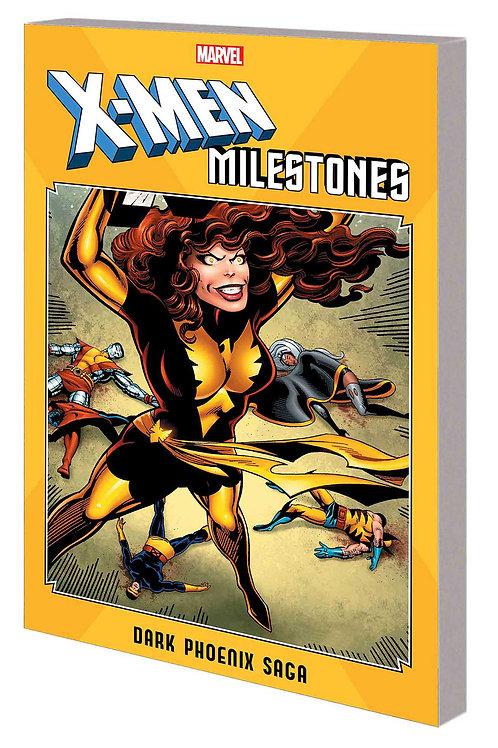 X-Men: The Dark Phoenix Saga (Marvel Milestones)