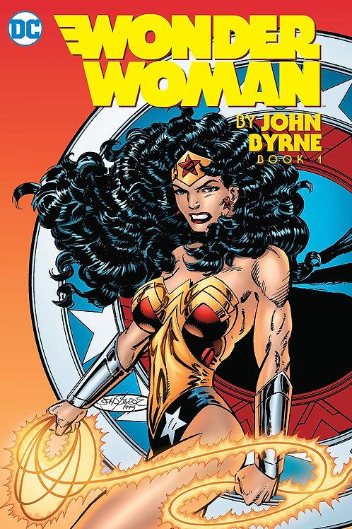 Wonder Woman by John Byrne HC