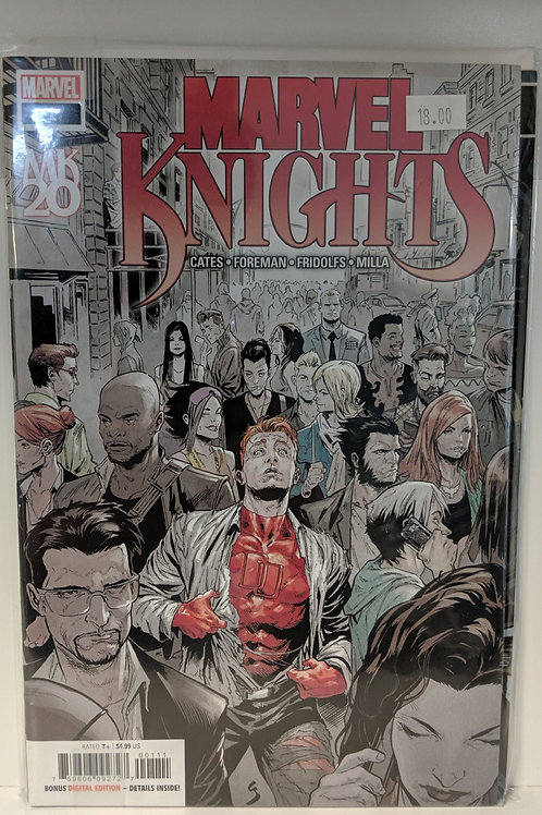 Marvel Knights (Comic Set)