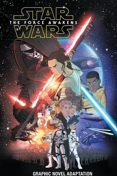 Star Wars The Force Awakens Adaptation