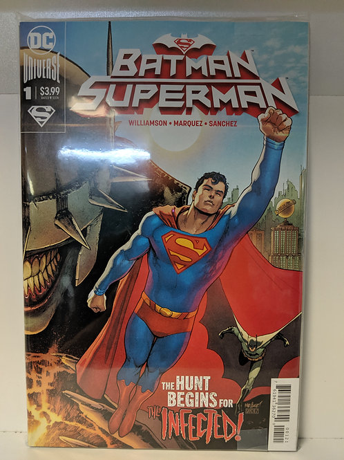 Batman/Superman: The Infected (Comic Set)