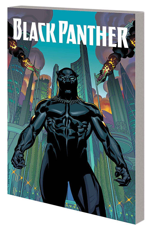 Black Panther by Coates Vol.1 Nation Under Our Feet TP