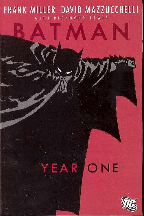 Batman: Year One TP