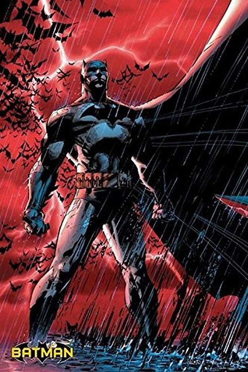 Batman Red Storm (Poster)