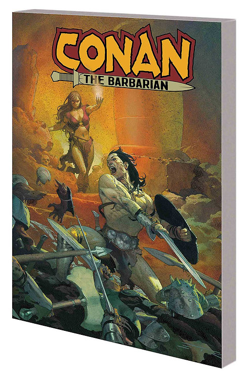 Conan the Barbarian: Life and Death of Conan vol. 1