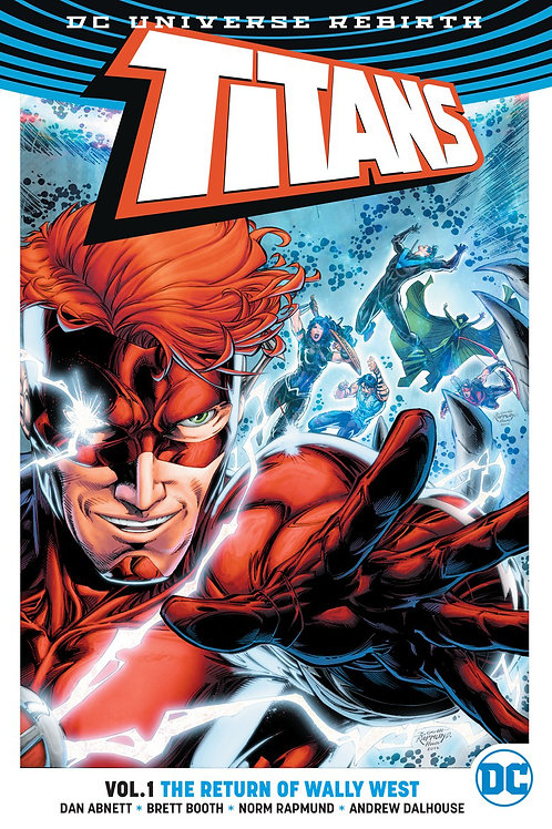 Titans: The Return of Wally West vol.1