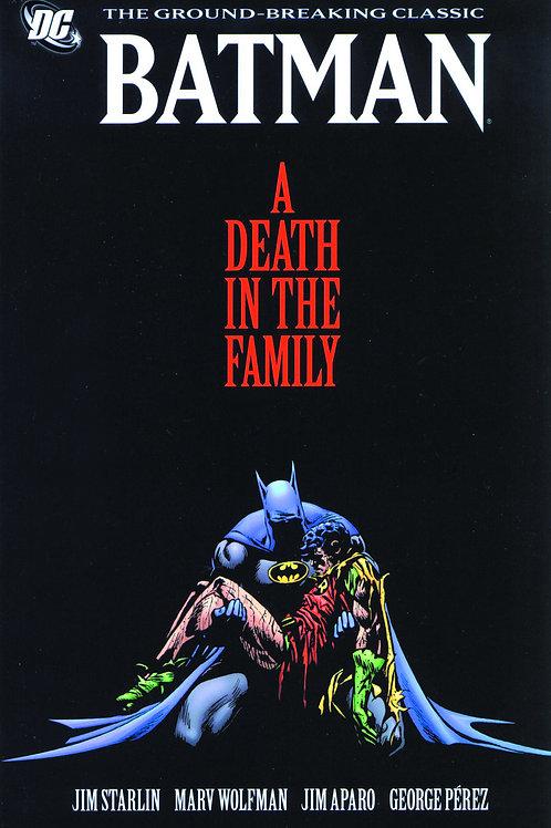 Batman: A Death in the Family TP