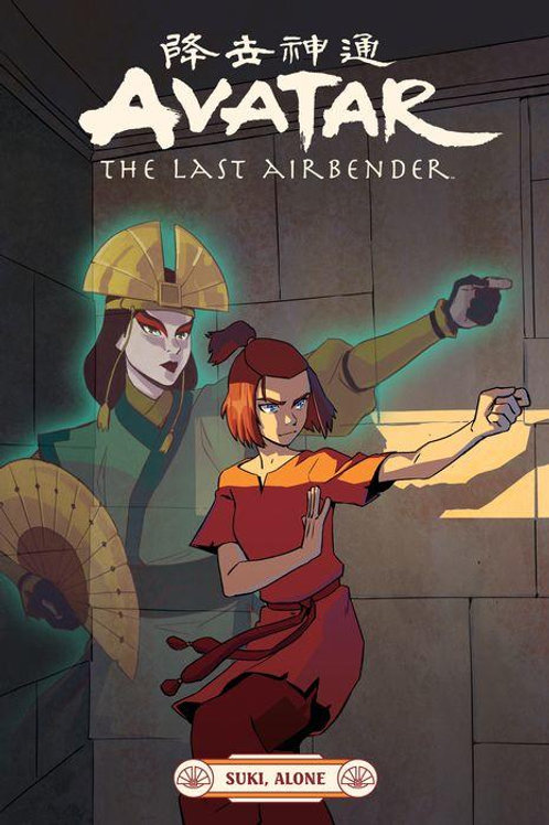 Avatar The Last Airbender: Suki, Alone