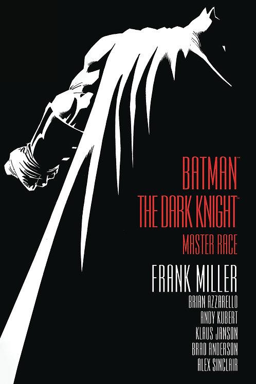 Batman: The Dark Knight Master Race HC