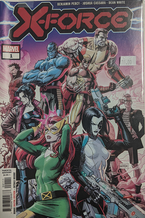 X-Force: Dawn of X (Story Set)