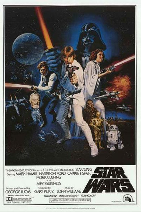 Star Wars: A New Hope (Poster)