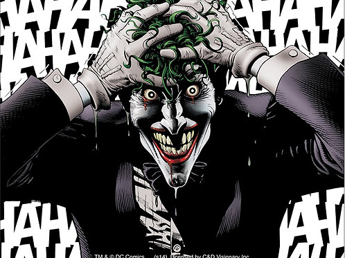 Joker Laugh (Poster)