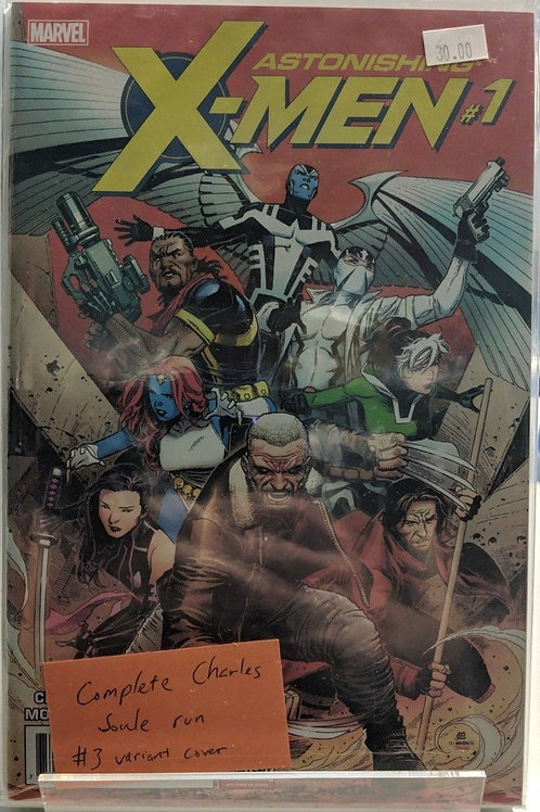 Astonishing X-Men (Charles Soule Comic Set)
