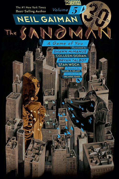 Sandman vol 5 A Game of You