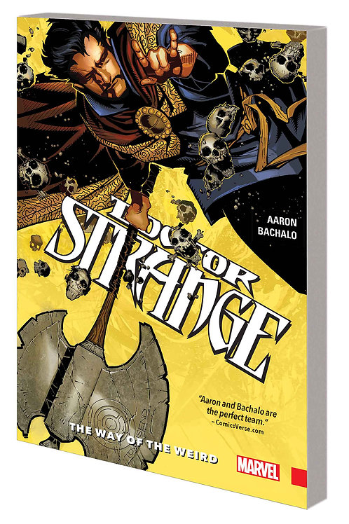 Doctor Strange vol 1 Way of the Weird