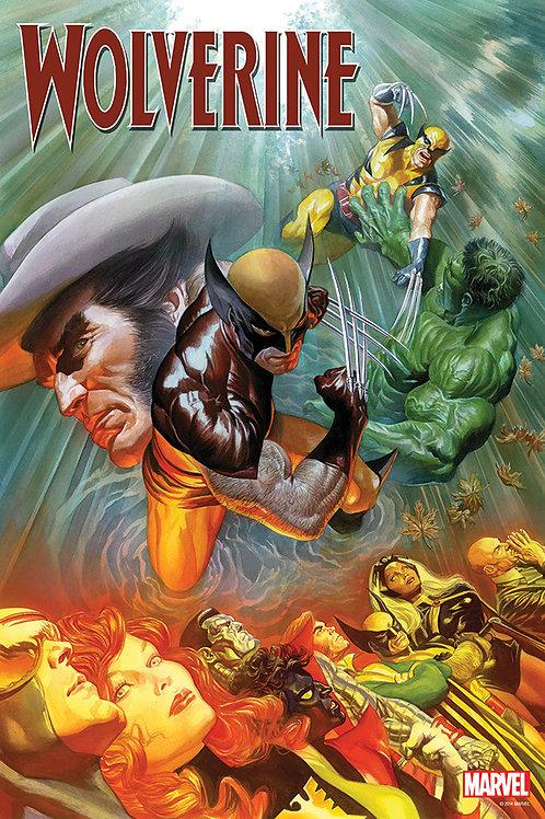 Wolverine (Alex Ross Poster)