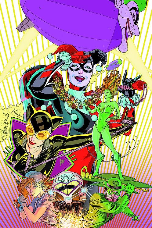 Gotham City Sirens vol 1