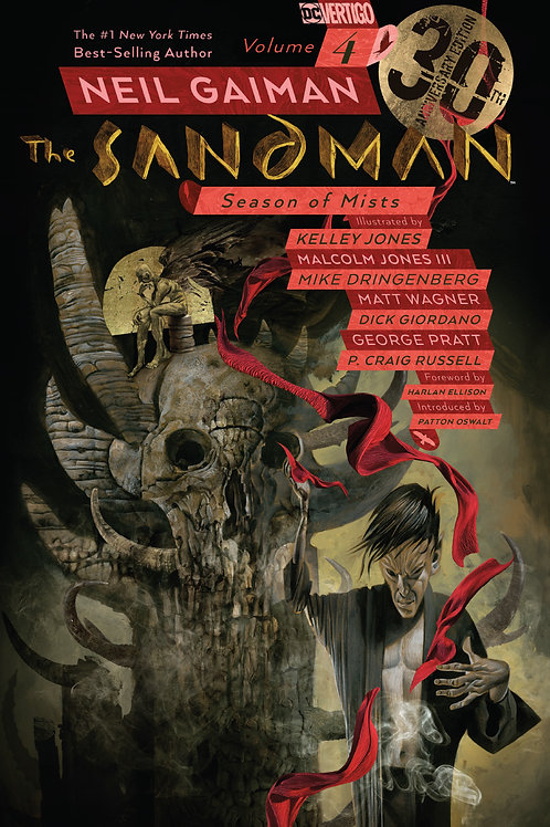 Sandman vol 4 Season of Mists