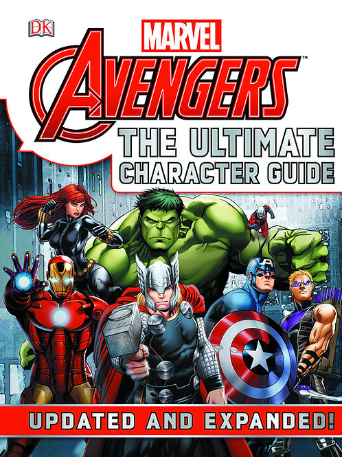 Marvel Avengers Ultimate Character Guide
