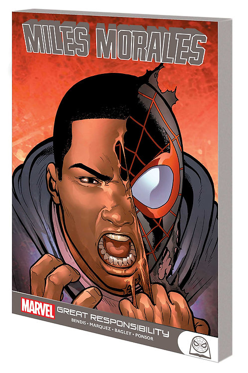 Miles Morales Great Responsibility