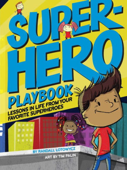 Superhero Playbook
