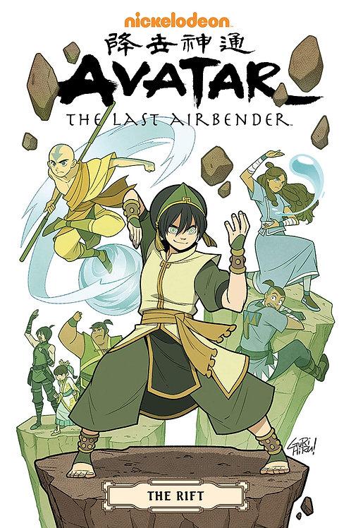 Avatar The Last Airbender: The Rift (Omnibus)