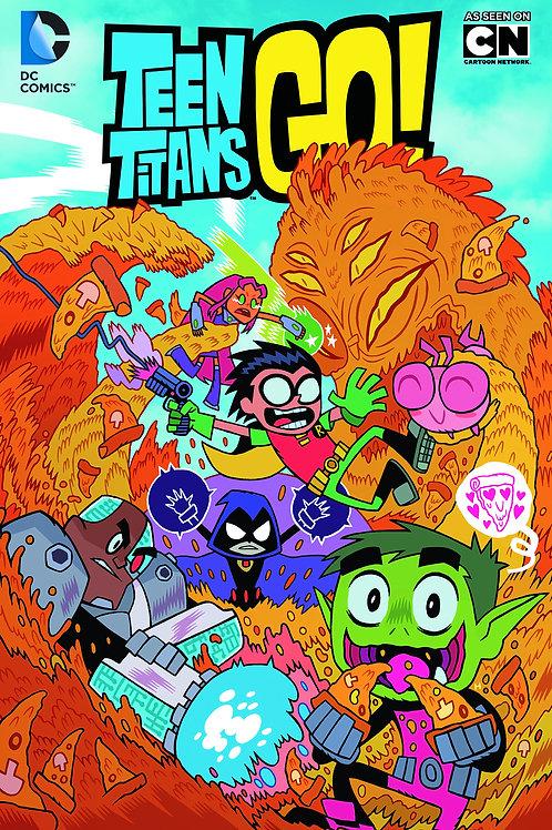 Teen Titans Go vol 1