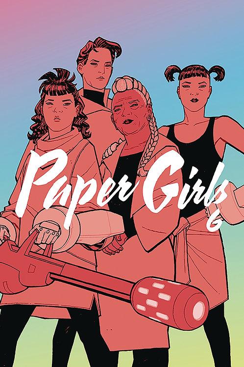 Paper Girls vol.6