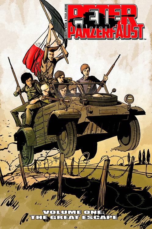 Peter Panzerfaust vol 1