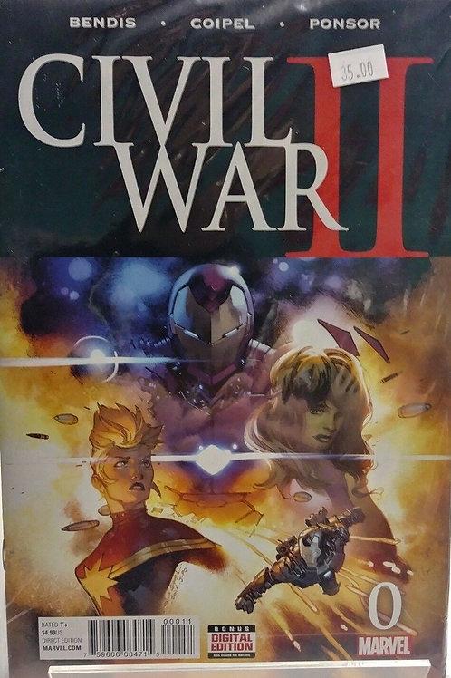 Civil War II (Comic Set)
