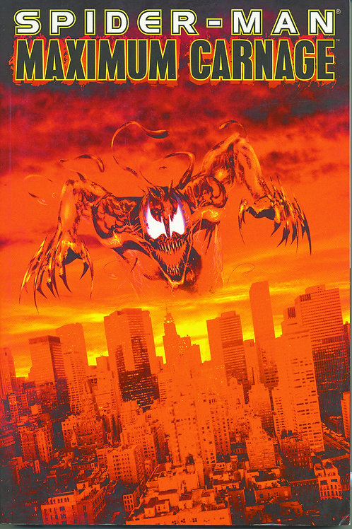 Spider-Man: Maximum Carnage TP