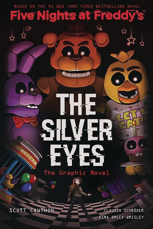 Five Nights at Freddys vol 1 Silver Eyes