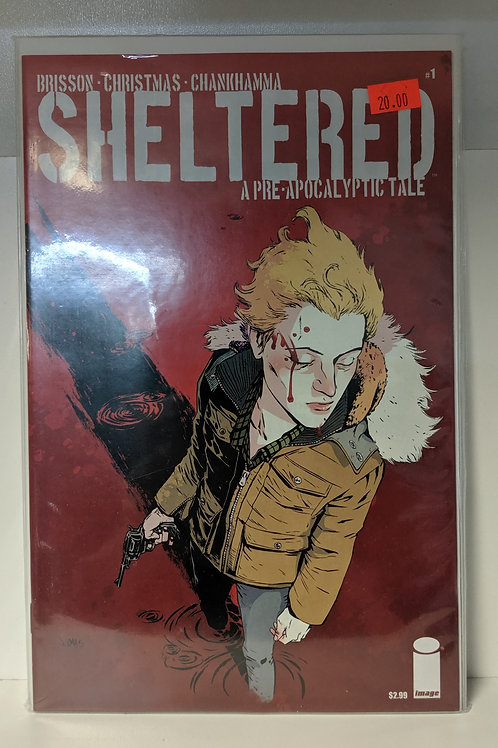 Sheltered (Comic Set)