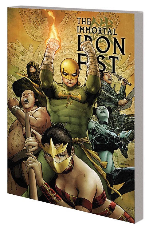 Immortal Iron Fist Complete Collection vol 2