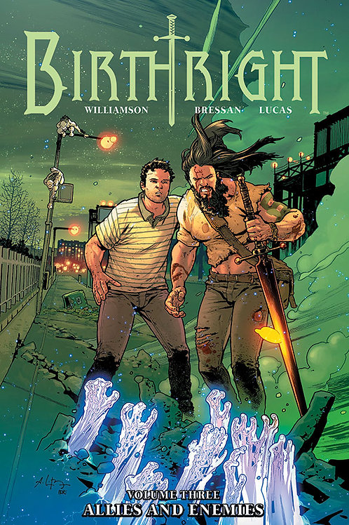 Birthright vol 3