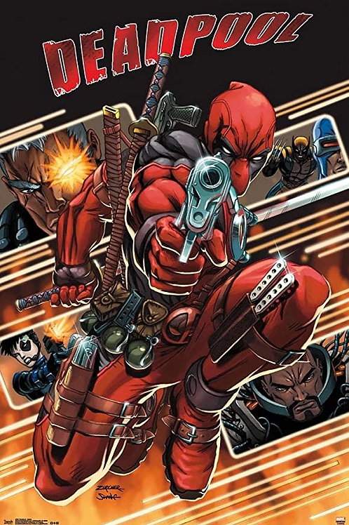 Deadpool (Poster)