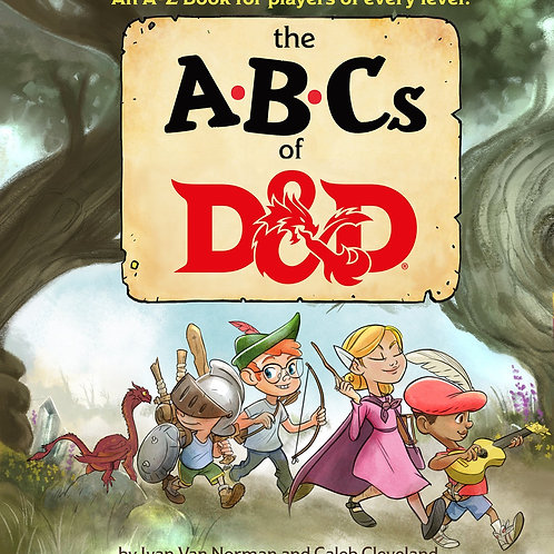 ABCs of Dungeons and Dragons