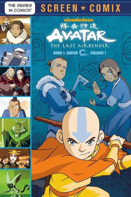 Avatar The Last Airbender: Screen Comix - Book 1 Volume 1