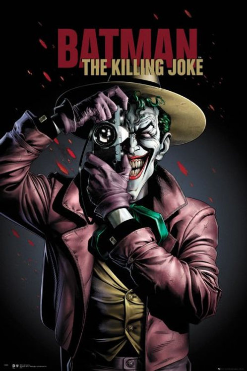 Batman: The Killing Joke (Flat Poster)