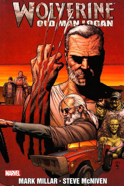 Wolverine: Old Man Logan TP