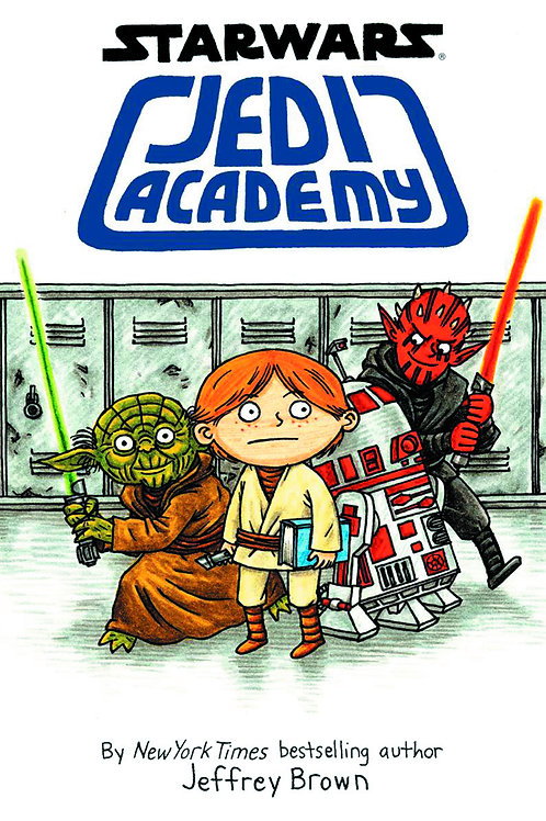 Star Wars Jedi Academy vol 1