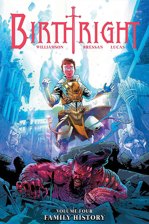 Birthright vol 4