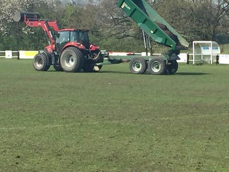 Preparations for next season in full swing